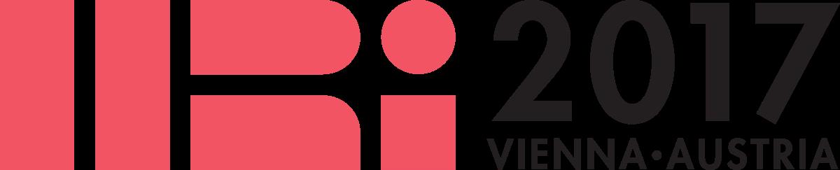HRI 2017 / Vienna / March 6-9, 2017